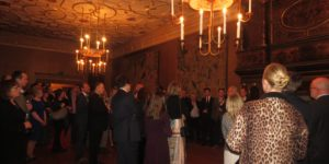 DLCC Reception, The Charterhouse
